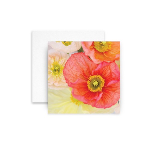 Poppies Gift Card