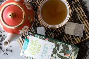 Treat yourself - Relief Green Tea