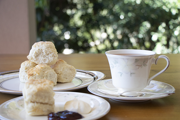 Celebrate the Queen's Birthday with Scones!