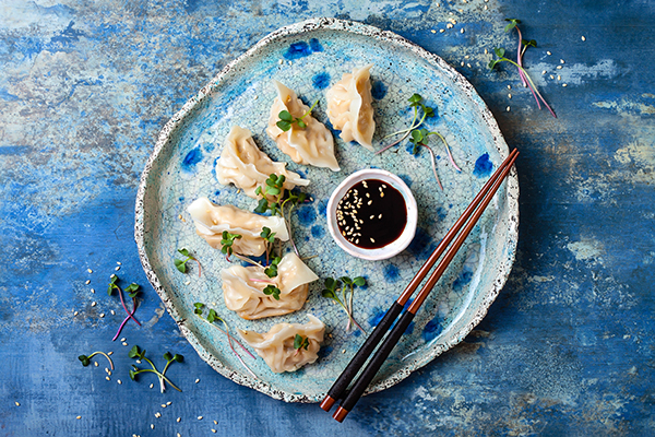 Chinese Pork Dumplings