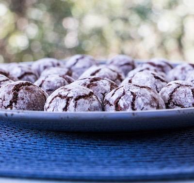 Chocolate Fudge biscuits